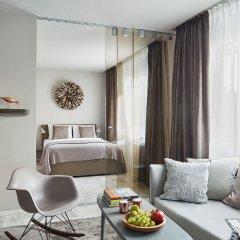 Отель VISIONAPARTMENTS Zurich Militärstrasse комната для гостей
