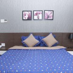Апартаменты Sunny Serviced Apartment комната для гостей фото 4