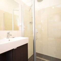 Апартаменты Vienna Residence Lovely Apartment With Space for 2 Close to the Subway Вена ванная