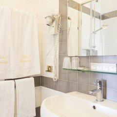 Отель Cacciani Италия, Фраскати - отзывы, цены и фото номеров - забронировать отель Cacciani онлайн ванная