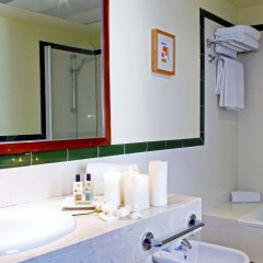 Hotel T3 Tirol ванная