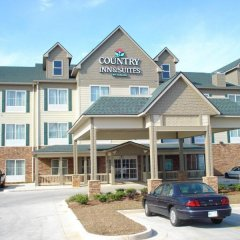 Отель Country Inn & Suites By Radisson, Meridian, Ms парковка
