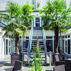 Отель BURNS Art & Culture Германия, Дюссельдорф - отзывы, цены и фото номеров - забронировать отель BURNS Art & Culture онлайн