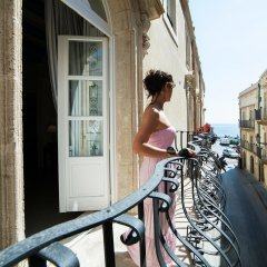 Algila' Ortigia Charme Hotel Сиракуза балкон