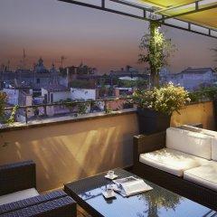 Hotel Indigo Rome - St. George бассейн