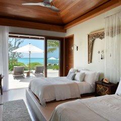 Отель COMO Parrot Cay комната для гостей фото 5