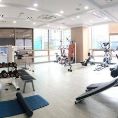 Ocloud Hotel Gangnam фитнесс-зал фото 5