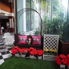 Welcome Plaza Hotel интерьер отеля фото 3
