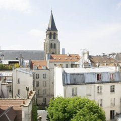 Отель Des Marronniers Париж балкон