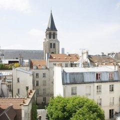 Hotel des Marronniers балкон