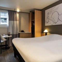 Отель ibis Paris Alésia Montparnasse 14ème комната для гостей фото 6