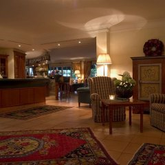 Отель Pienzenau Am Schlosspark Италия, Меран - отзывы, цены и фото номеров - забронировать отель Pienzenau Am Schlosspark онлайн интерьер отеля фото 3