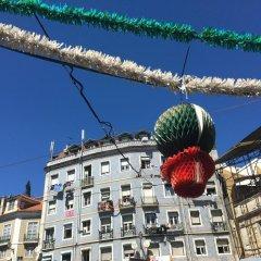 Отель The Sky Lofts Lisbon - Guesthouse спортивное сооружение