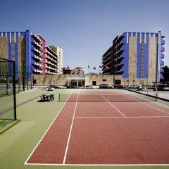 Отель Monarque Fuengirola Park Испания, Фуэнхирола - 2 отзыва об отеле, цены и фото номеров - забронировать отель Monarque Fuengirola Park онлайн спортивное сооружение
