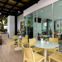 Hotel Amber Sukhumvit 85 Бангкок питание фото 2