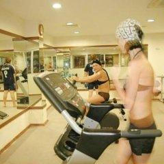 Отель Grand Nar фитнесс-зал фото 3