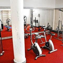 Grand Hotel Palladium Santa Eulalia del Rio фитнесс-зал