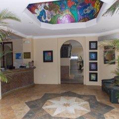 Отель Dharma Beach интерьер отеля фото 2