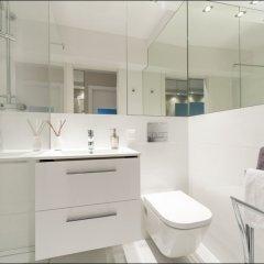 Отель P&O Apartments Chmielna 2 Польша, Варшава - отзывы, цены и фото номеров - забронировать отель P&O Apartments Chmielna 2 онлайн ванная