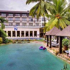 Отель Novotel Goa Resort and Spa Индия, Гоа - отзывы, цены и фото номеров - забронировать отель Novotel Goa Resort and Spa онлайн пляж