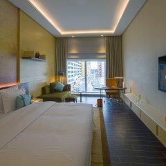 Отель Grayton Hotel Dubai ОАЭ, Дубай - отзывы, цены и фото номеров - забронировать отель Grayton Hotel Dubai онлайн комната для гостей фото 5