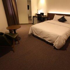 Отель Vatica Hotel Dongdaemun Южная Корея, Сеул - отзывы, цены и фото номеров - забронировать отель Vatica Hotel Dongdaemun онлайн комната для гостей фото 3