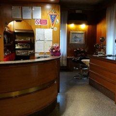 Отель Ristorante Albergo Roma Италия, Леньяно - отзывы, цены и фото номеров - забронировать отель Ristorante Albergo Roma онлайн интерьер отеля фото 2