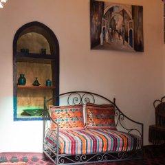 Отель Riad Tiziri Марокко, Марракеш - отзывы, цены и фото номеров - забронировать отель Riad Tiziri онлайн комната для гостей фото 4