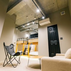 mizuka Nakasu 3 - unmanned hotel - Фукуока комната для гостей фото 5
