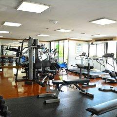 Trinity Silom Hotel фитнесс-зал фото 4