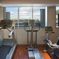 Отель Mercure Paris Boulogne Булонь-Бийанкур фитнесс-зал фото 3