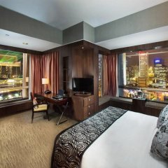 Отель Peninsula Excelsior Hotel Сингапур, Сингапур - 3 отзыва об отеле, цены и фото номеров - забронировать отель Peninsula Excelsior Hotel онлайн комната для гостей фото 4