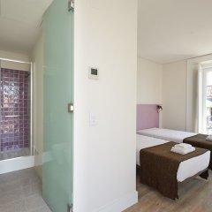 Апартаменты Portugal Ways Santos Azulejos Apartments комната для гостей фото 4