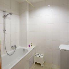 Апартаменты New Town - Apple Apartments ванная фото 2