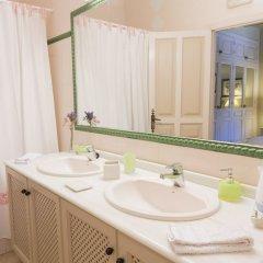 Отель Casa de los Bates Испания, Мотрил - отзывы, цены и фото номеров - забронировать отель Casa de los Bates онлайн ванная