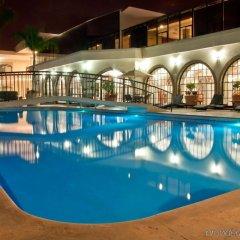Hotel Malibu Гвадалахара бассейн
