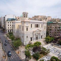 Kubic Athens Smart Hotel балкон