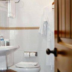 Отель La Casa Rosada Копан-Руинас ванная фото 2