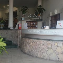 Отель Panoramic Италия, Джардини Наксос - отзывы, цены и фото номеров - забронировать отель Panoramic онлайн интерьер отеля