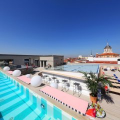 Axel Hotel Madrid - Adults Only балкон