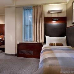 Отель Club Quarters Midtown -Times Square комната для гостей