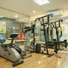 Отель Nara Suite Residence Бангкок фитнесс-зал фото 2