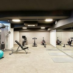 Hotel Riazor фитнесс-зал фото 3