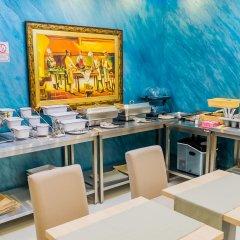 Отель Butua Residence Черногория, Будва - отзывы, цены и фото номеров - забронировать отель Butua Residence онлайн питание