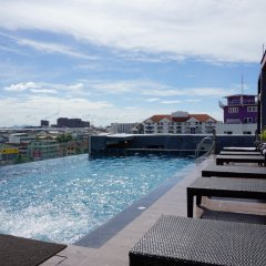 247 Boutique Hotel бассейн
