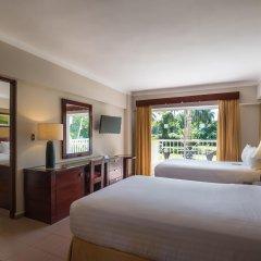 Отель Occidental Caribe - All Inclusive сейф в номере