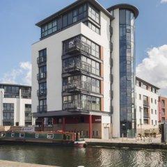 Отель Fountain Court Apartments - EQ2 Великобритания, Эдинбург - отзывы, цены и фото номеров - забронировать отель Fountain Court Apartments - EQ2 онлайн приотельная территория