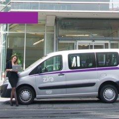 Zira Hotel Belgrade городской автобус