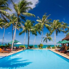 Отель Coco Palm Beach Resort бассейн фото 3