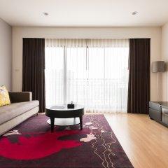Отель Somerset Park Suanplu Бангкок комната для гостей фото 2
